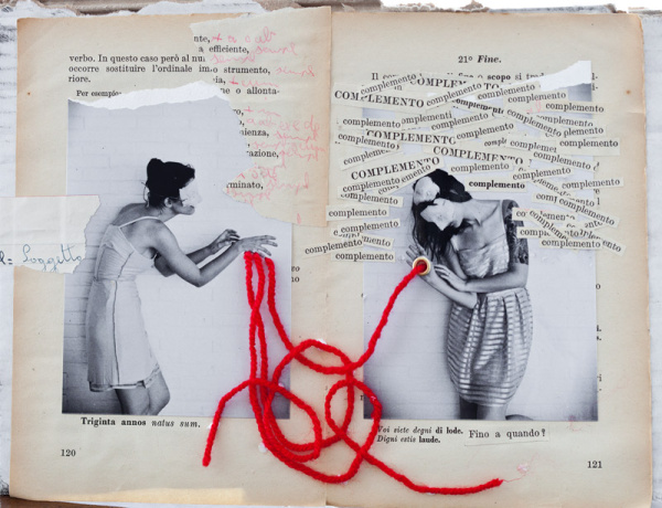 Connection And Stories Form Threads Between People