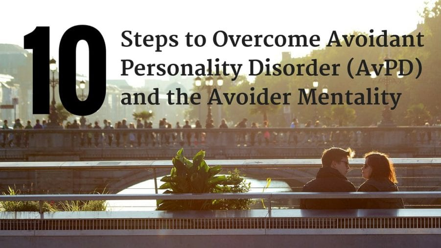Dating a person with avoidant personality disorder