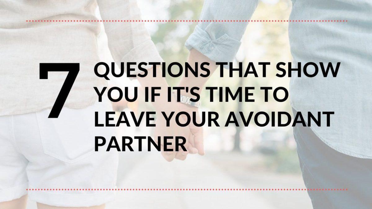 avoidant-partner