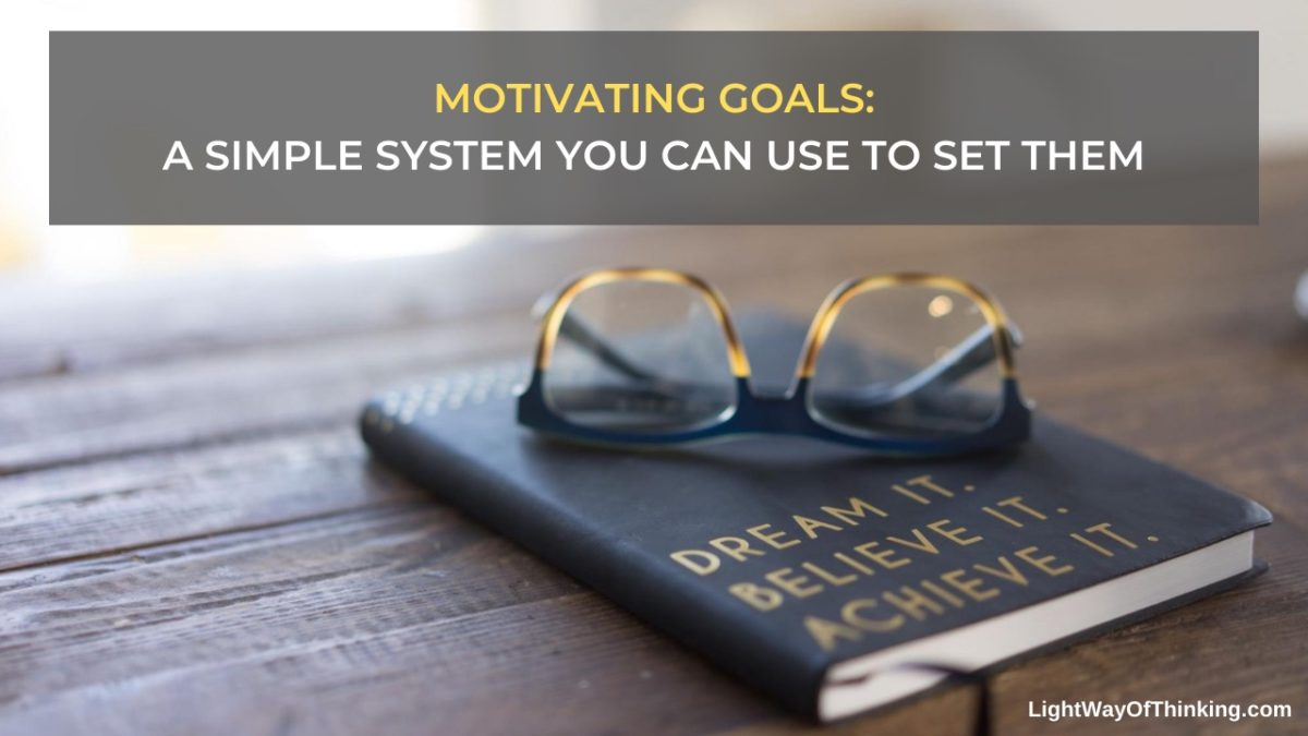 motivating goals