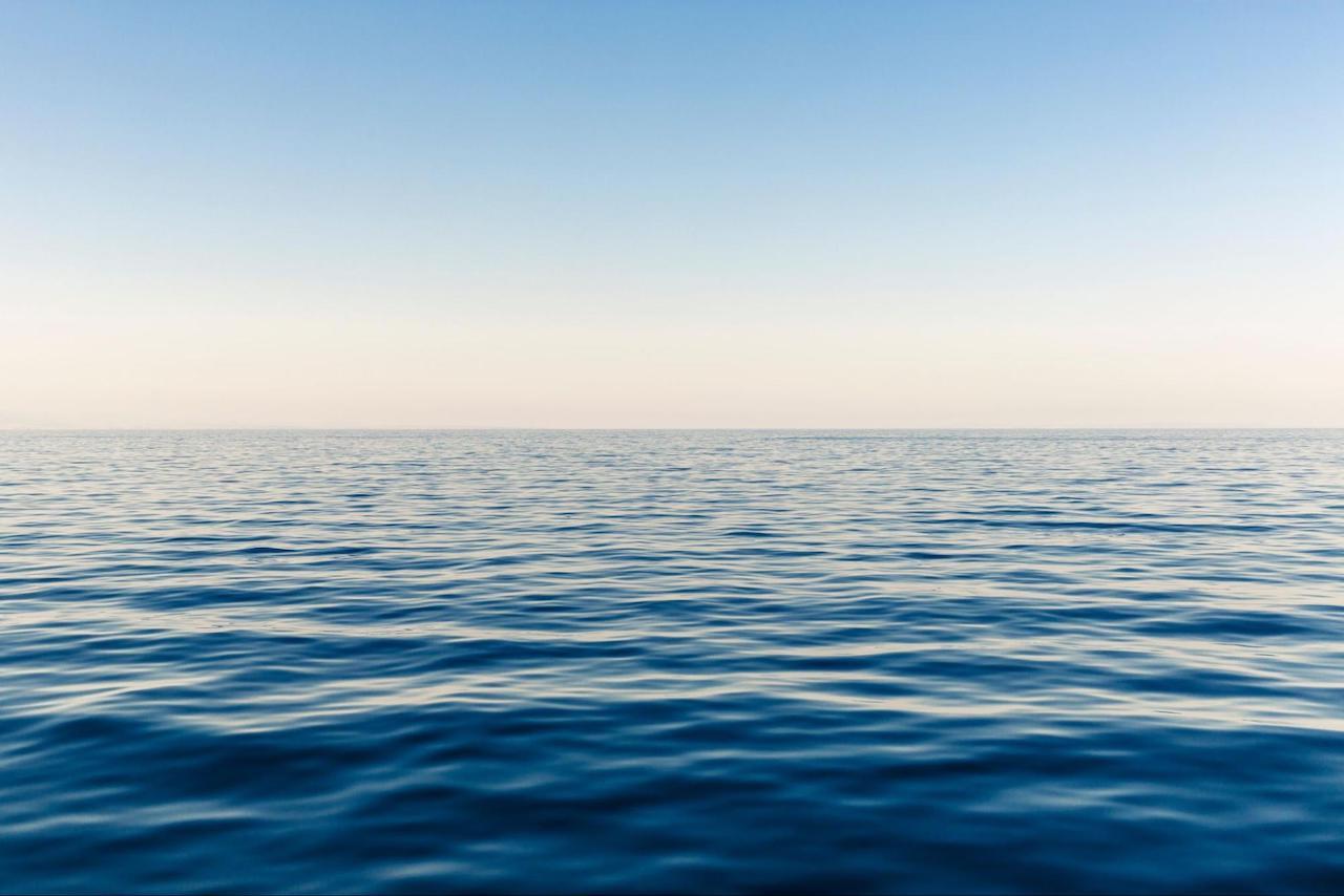 motivating goals calm ocean